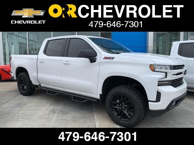 2019 Silverado 1500 Crew Cab 4x4,  Pickup #114709 - photo 1