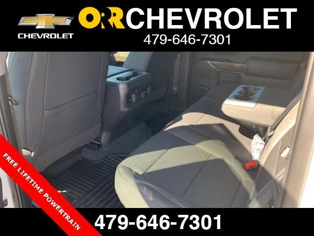 2019 Silverado 1500 Crew Cab 4x4, Pickup #114709 - photo 4