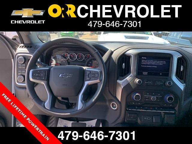2019 Silverado 1500 Crew Cab 4x4,  Pickup #114709 - photo 5