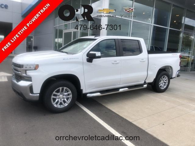 2019 Silverado 1500 Crew Cab 4x4,  Pickup #114737 - photo 1