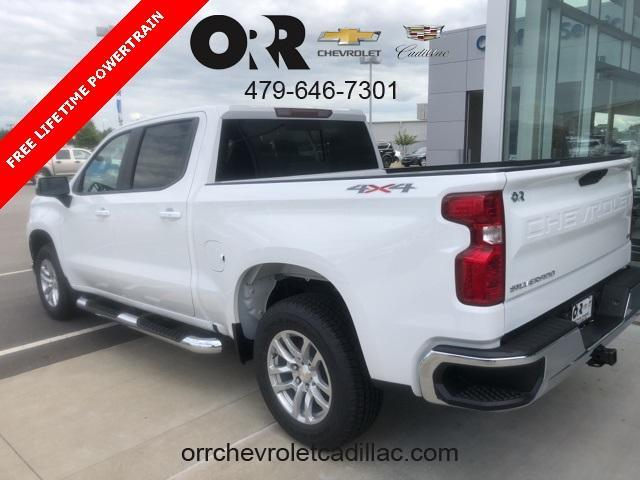 2019 Silverado 1500 Crew Cab 4x4,  Pickup #114737 - photo 2