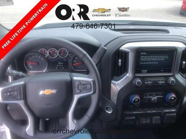 2019 Silverado 1500 Crew Cab 4x4,  Pickup #114737 - photo 5