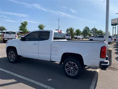 2021 Chevrolet Colorado Extended Cab RWD, Pickup #118677 - photo 2