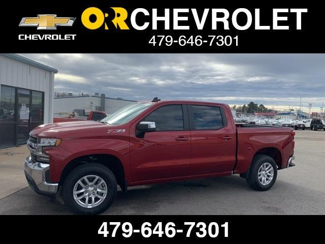 2020 Silverado 1500 Crew Cab 4x4, Pickup #122027 - photo 1