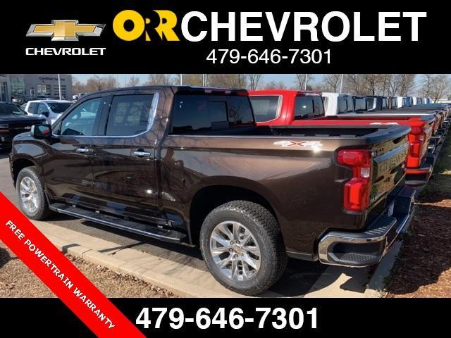 2019 Silverado 1500 Crew Cab 4x4,  Pickup #124561 - photo 2