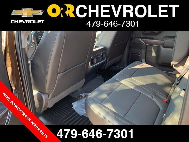 2019 Silverado 1500 Crew Cab 4x4,  Pickup #124561 - photo 4