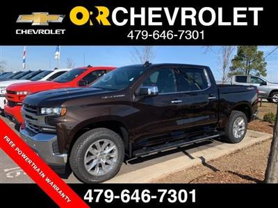 2019 Silverado 1500 Crew Cab 4x4,  Pickup #124561 - photo 1