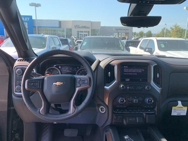 2020 Silverado 2500 Crew Cab 4x4, Pickup #128874 - photo 5