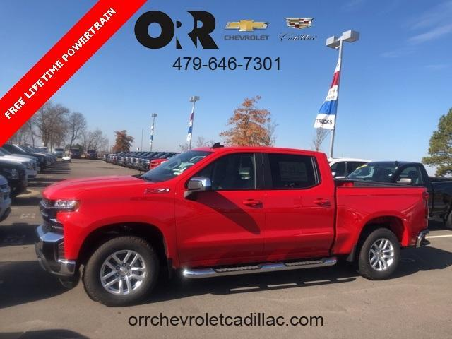 2019 Silverado 1500 Crew Cab 4x4,  Pickup #132956 - photo 1