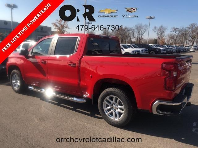 2019 Silverado 1500 Crew Cab 4x4,  Pickup #132956 - photo 2
