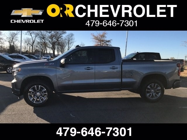 2021 Chevrolet Silverado 1500 Double Cab 4x4, Pickup #134669 - photo 1