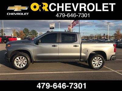 2021 Chevrolet Silverado 1500 Crew Cab 4x4, Pickup #144472 - photo 1