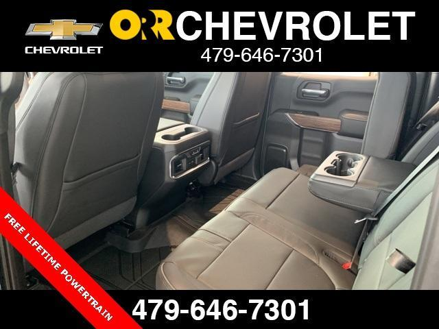 2020 Silverado 1500 Crew Cab 4x4, Pickup #147235 - photo 4