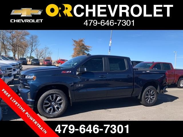 2020 Chevrolet Silverado 1500 Crew Cab 4x4, Pickup #148529 - photo 1