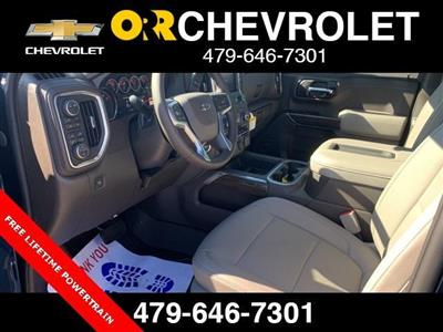 2020 Silverado 1500 Crew Cab 4x4, Pickup #148529 - photo 3