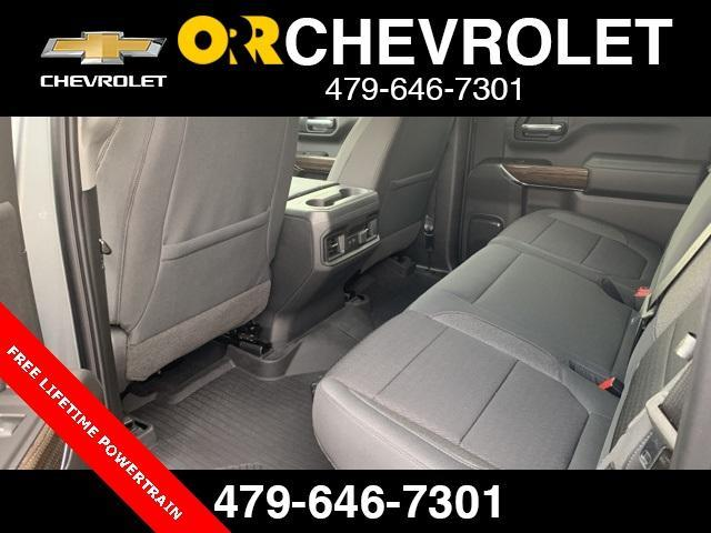 2020 Silverado 1500 Crew Cab 4x4, Pickup #149408 - photo 4