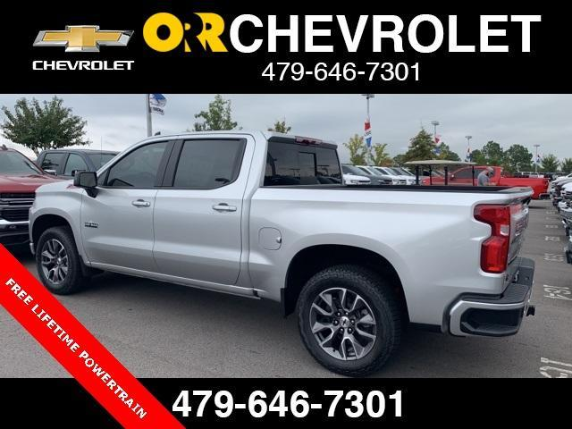 2020 Silverado 1500 Crew Cab 4x4, Pickup #151064 - photo 2