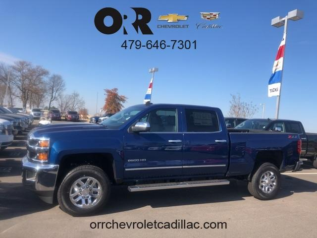 2019 Silverado 2500 Crew Cab 4x4,  Pickup #153273 - photo 1