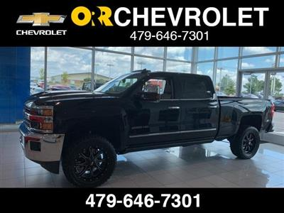 2019 Silverado 2500 Crew Cab 4x4,  Pickup #154102 - photo 1