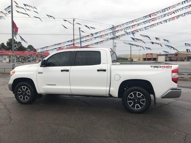 2017 Toyota Tundra Crew Cab 4x4, Pickup #158242A - photo 1