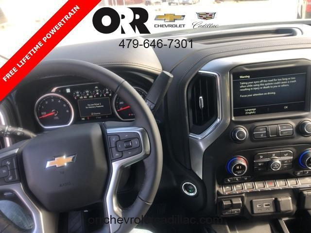 2019 Silverado 1500 Crew Cab 4x4,  Pickup #158704 - photo 4