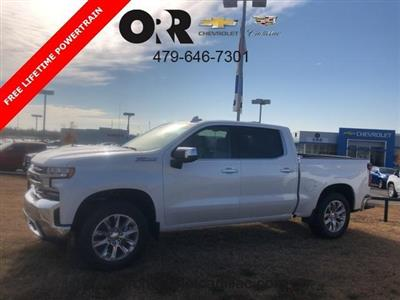 2019 Silverado 1500 Crew Cab 4x4,  Pickup #158704 - photo 1