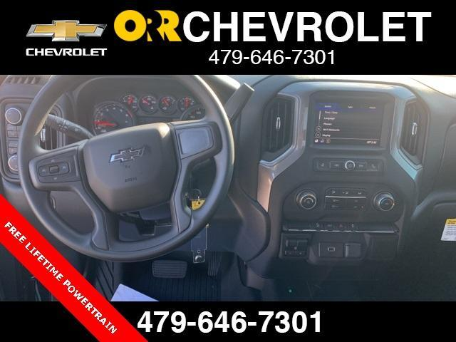 2020 Silverado 1500 Crew Cab 4x4, Pickup #162291 - photo 5