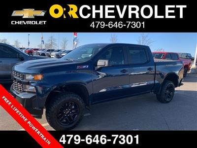 2020 Silverado 1500 Crew Cab 4x4, Pickup #162291 - photo 1