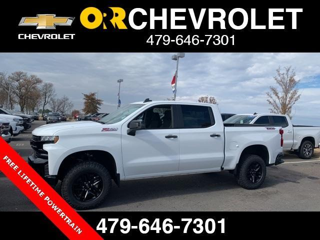 2020 Silverado 1500 Crew Cab 4x4, Pickup #162438 - photo 1