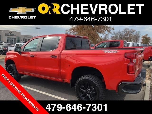 2020 Silverado 1500 Crew Cab 4x4, Pickup #163515 - photo 2