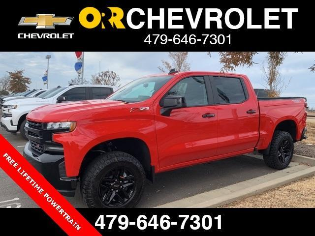 2020 Silverado 1500 Crew Cab 4x4, Pickup #163740 - photo 1