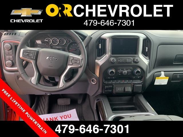 2020 Silverado 1500 Crew Cab 4x4, Pickup #163740 - photo 5