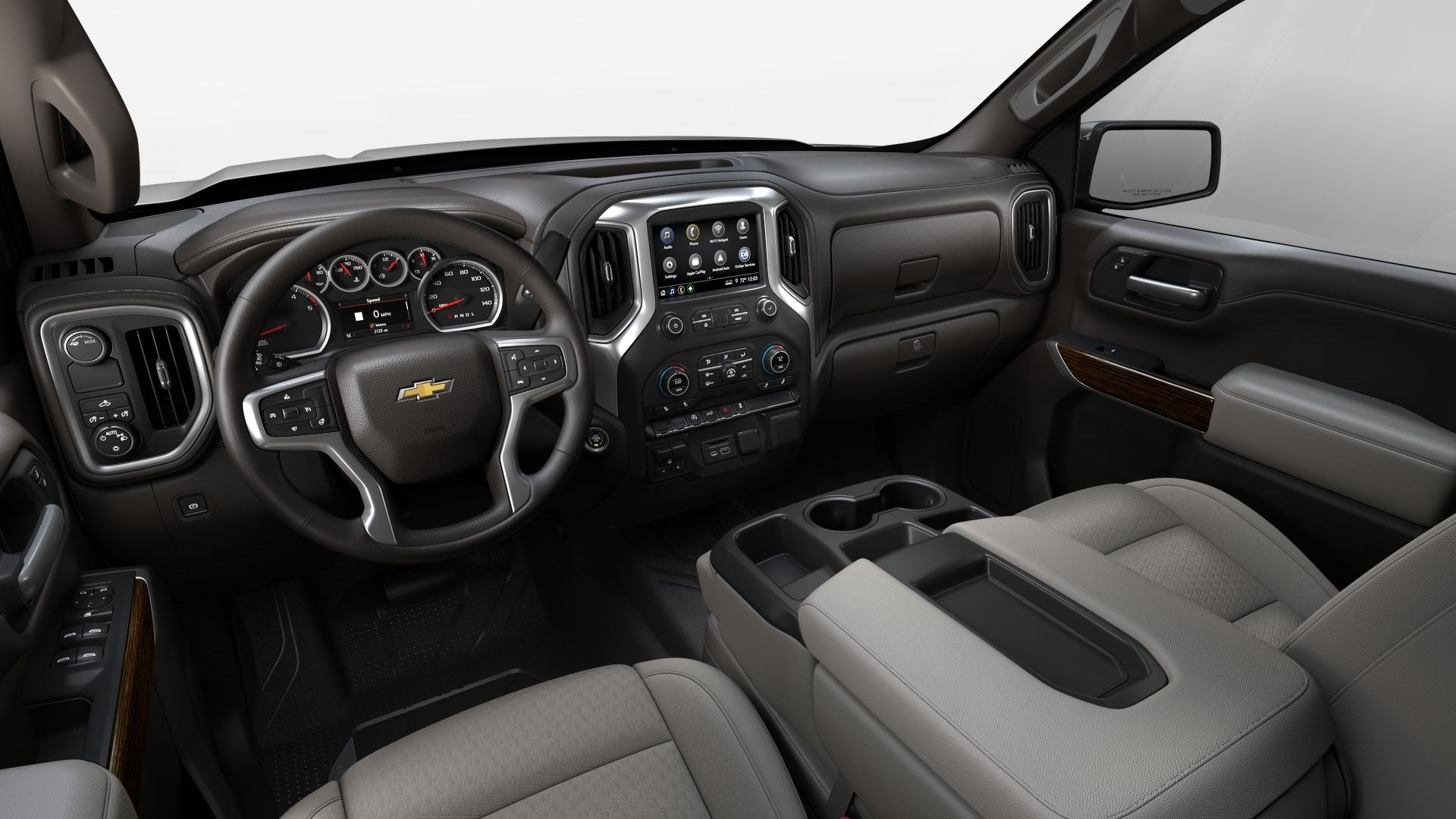 2021 Chevrolet Silverado 1500 Crew Cab 4x2, Pickup #170571 - photo 5