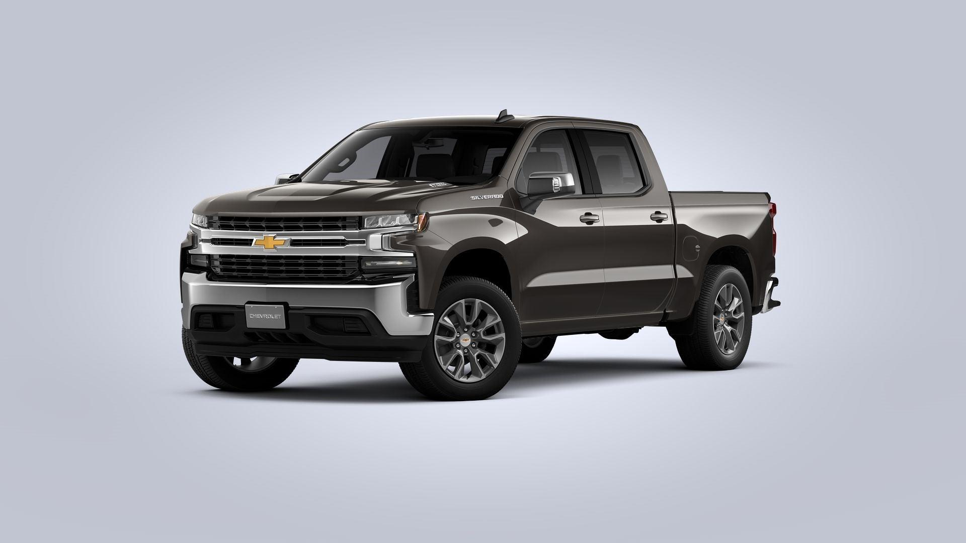 2021 Chevrolet Silverado 1500 Crew Cab 4x2, Pickup #170571 - photo 1