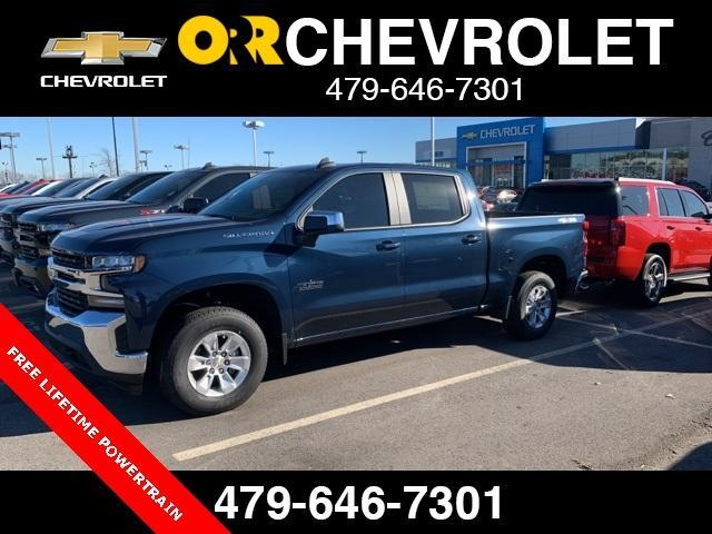 2020 Silverado 1500 Crew Cab 4x4, Pickup #174264 - photo 1