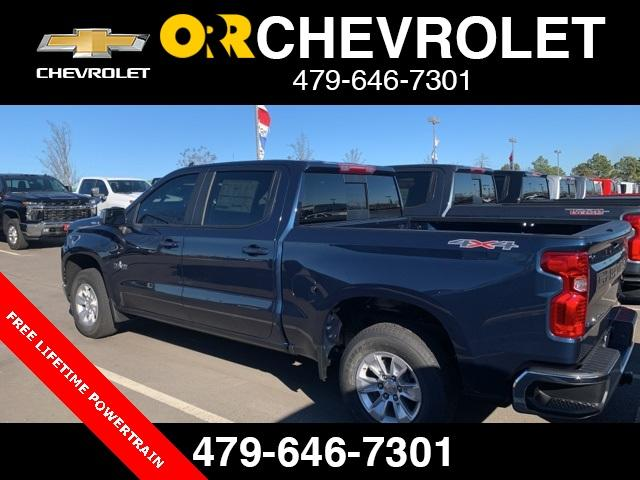 2020 Silverado 1500 Crew Cab 4x4, Pickup #174264 - photo 2