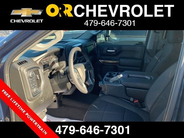2020 Silverado 1500 Crew Cab 4x4, Pickup #174264 - photo 3