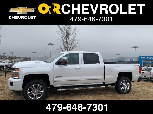 2019 Silverado 2500 Crew Cab 4x4,  Pickup #174542 - photo 1