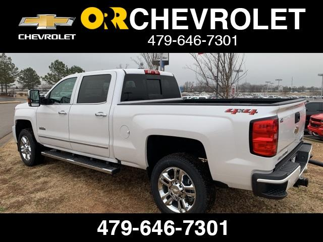 2019 Silverado 2500 Crew Cab 4x4,  Pickup #174542 - photo 2