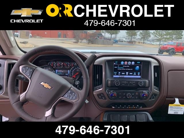 2019 Silverado 2500 Crew Cab 4x4,  Pickup #174542 - photo 5