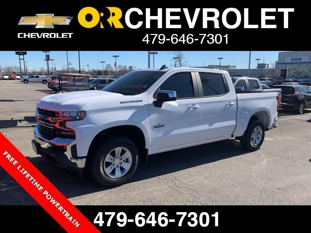 2020 Silverado 1500 Crew Cab 4x2, Pickup #177322 - photo 1