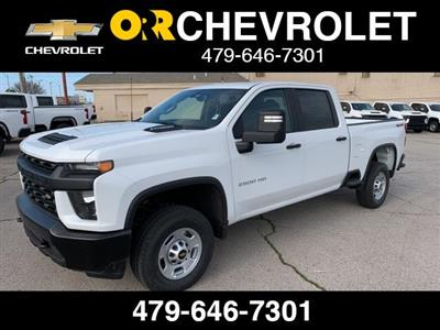 2020 Silverado 2500 Crew Cab 4x4, Pickup #177638 - photo 1