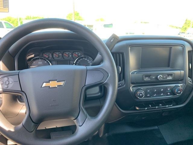 2019 Silverado 2500 Double Cab 4x2,  Stahl Service Body #180678 - photo 5