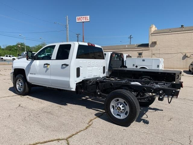 2019 Silverado 2500 Double Cab 4x4,  Cab Chassis #181130 - photo 2