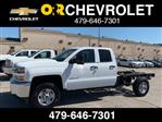 2019 Silverado 2500 Double Cab 4x4,  Cab Chassis #181130 - photo 1