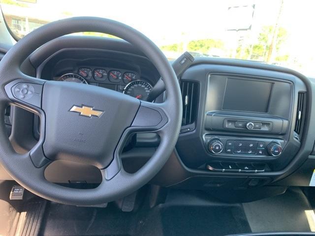 2019 Silverado 2500 Double Cab 4x2,  Stahl Service Body #182543 - photo 5