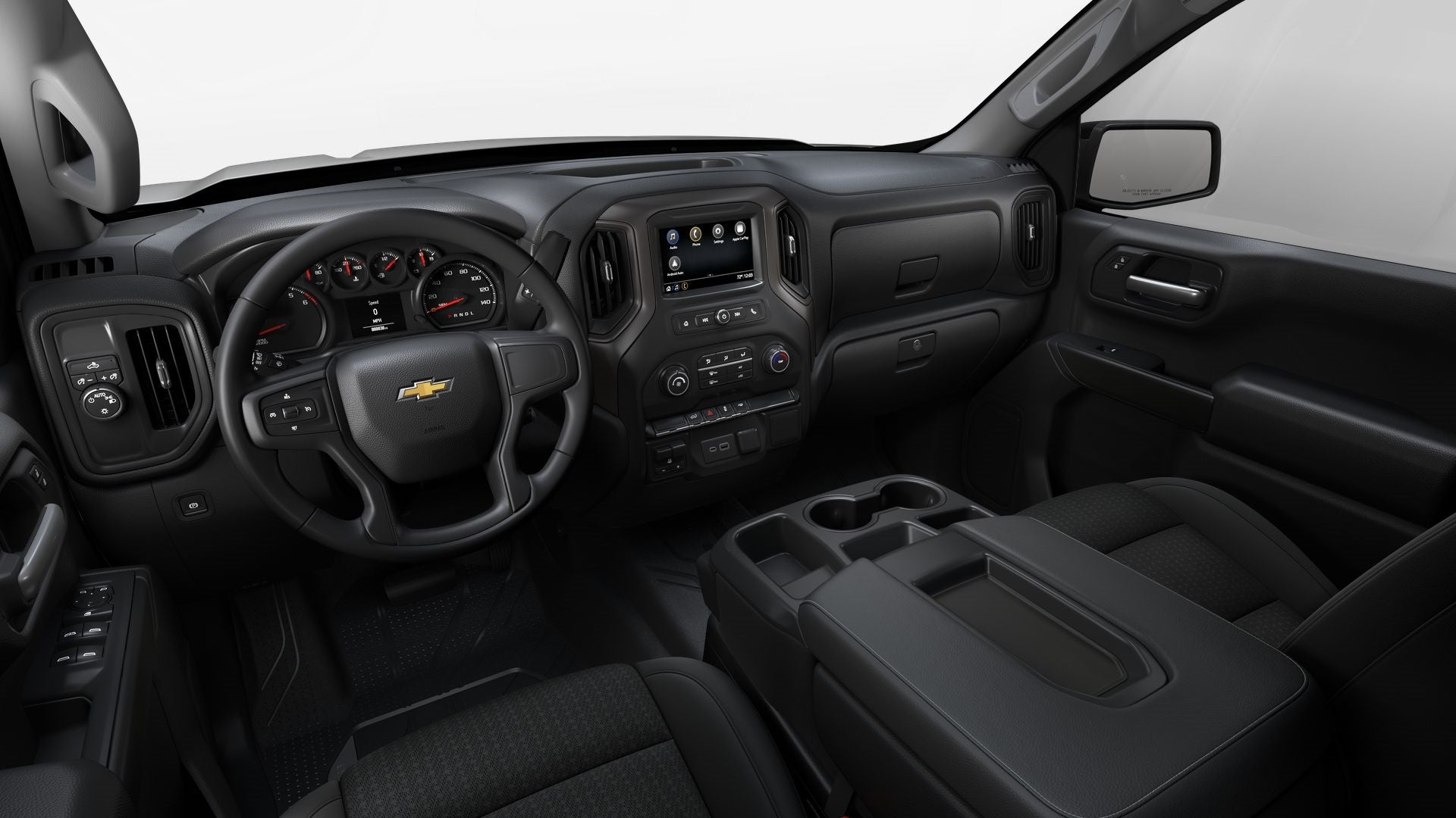 2021 Chevrolet Silverado 1500 Double Cab 4x2, Pickup #182793 - photo 5