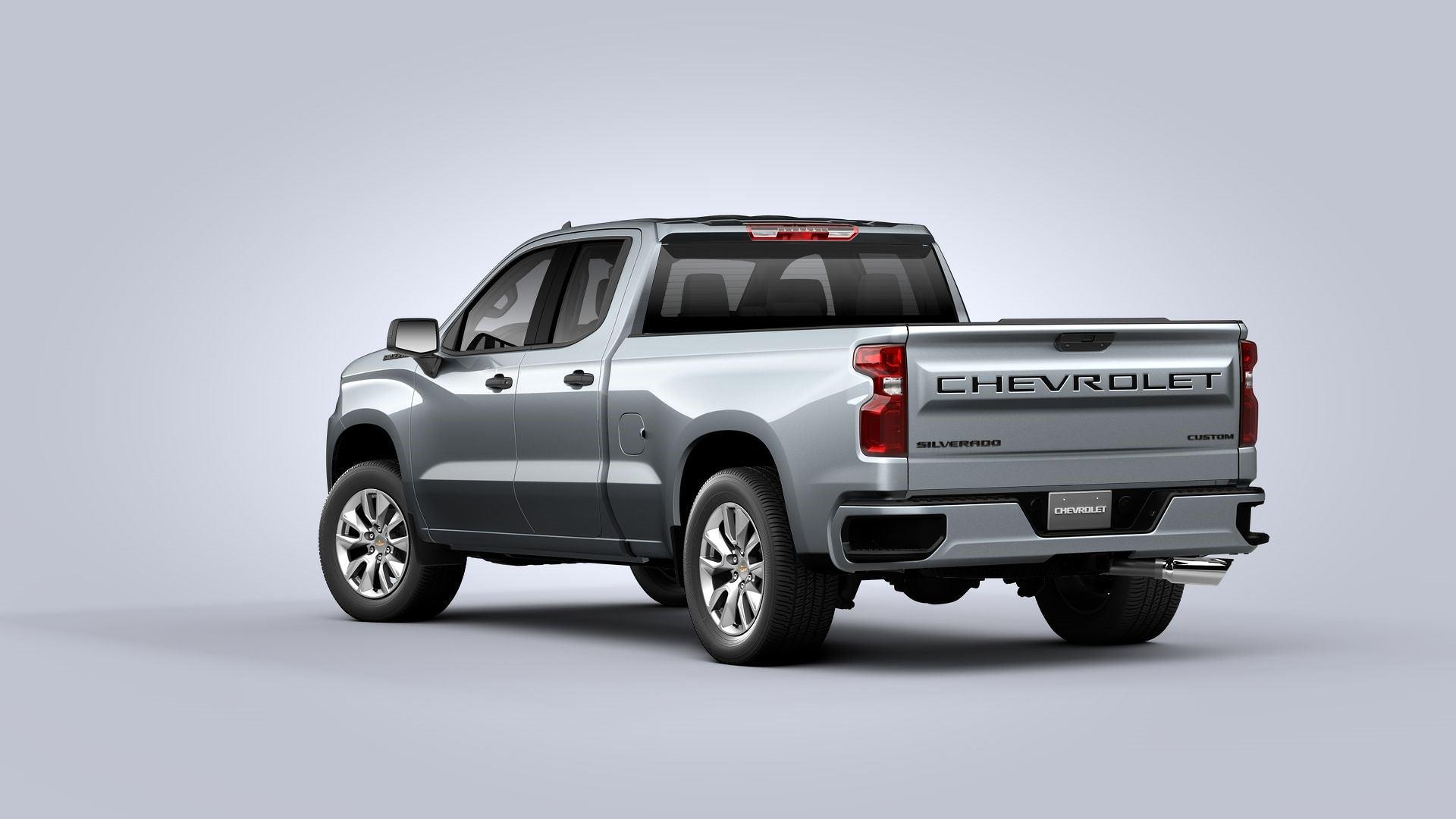 2021 Chevrolet Silverado 1500 Double Cab 4x2, Pickup #182793 - photo 2