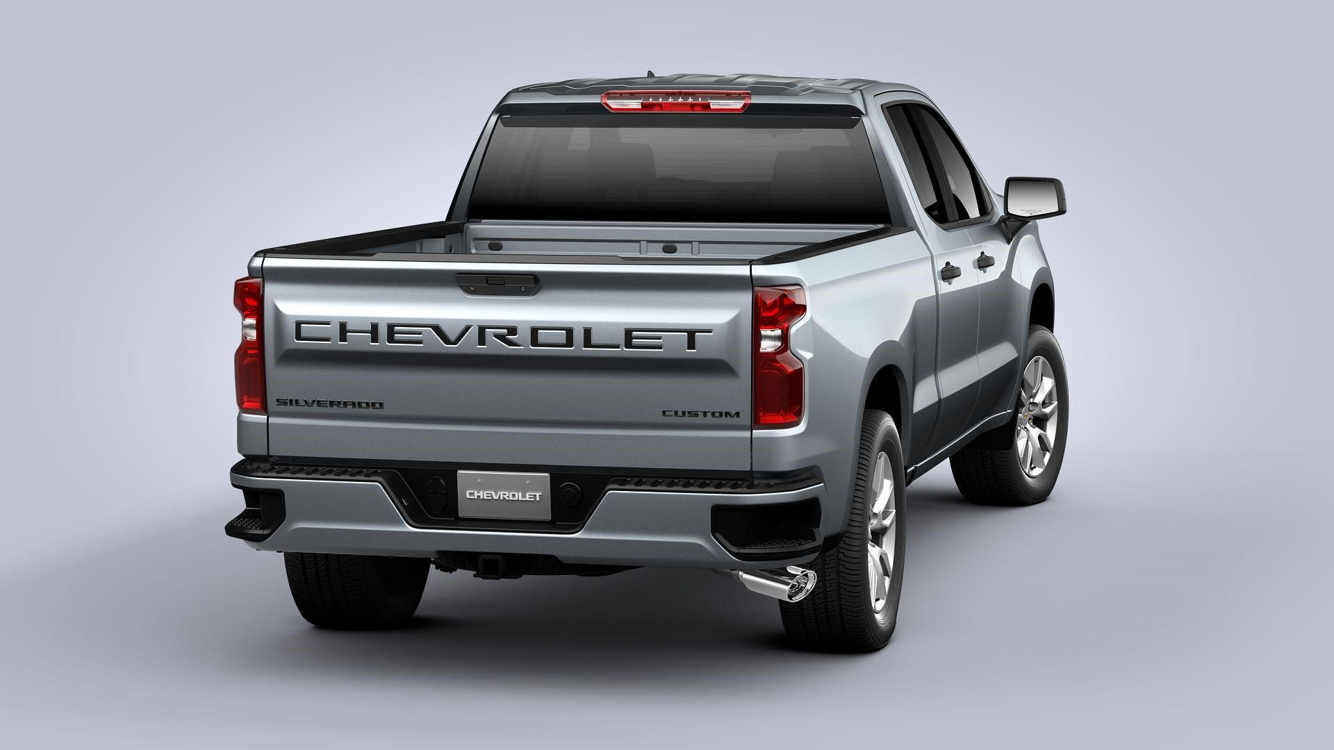 2021 Chevrolet Silverado 1500 Double Cab 4x2, Pickup #182793 - photo 3