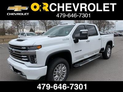 2020 Silverado 2500 Crew Cab 4x4, Pickup #185880 - photo 1